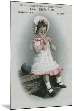 Grand Comptoir De Bijouterie, Leon Bregere, Bordeaux, Vichy--Mounted Giclee Print