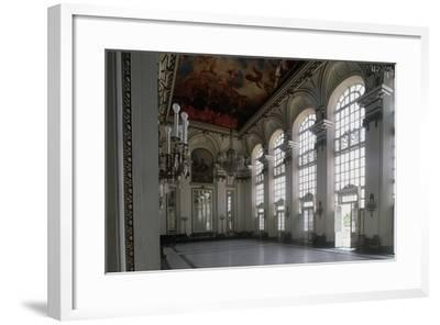 Hall of Mirrors, Museum of Revolution, Former Presidential Palace--Framed Giclee Print