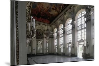 Hall of Mirrors, Museum of Revolution, Former Presidential Palace--Mounted Giclee Print
