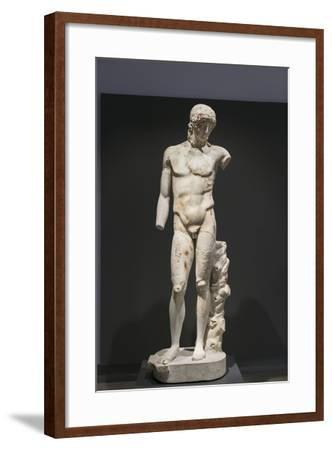 Apollo of the Tiber, Ca. Mid 2nd Century Ad, National Museum of Rome--Framed Giclee Print