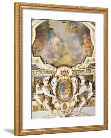 Noah and His Family Entering Ark-Martin Freminet-Framed Giclee Print