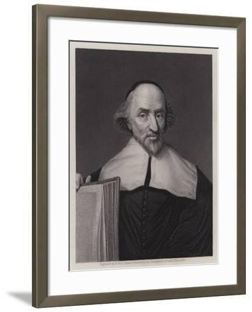 John Knox, Scottish Clergyman of the Protestant Reformation--Framed Giclee Print