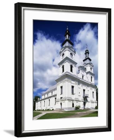 Basilica of the Visitation of the Blessed Virgin Mary--Framed Giclee Print