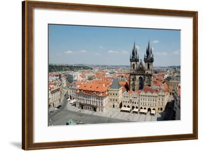 Church of Our Lady before Týn, Old Town Square, Prague, Czech Republic--Framed Photographic Print
