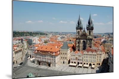 Church of Our Lady before Týn, Old Town Square, Prague, Czech Republic--Mounted Photographic Print
