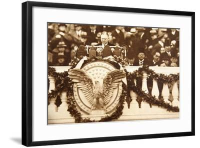 Frank Billings Kellogg, U.S. Ambassador to Great Britain 1923-25--Framed Photographic Print
