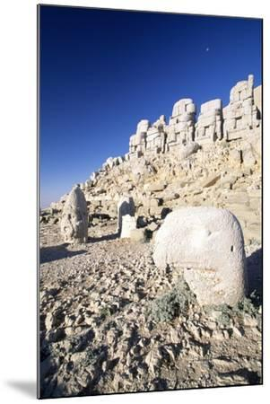 Tomb of King Antioch I of Commagene, East Terrace, Nemrut Dagi--Mounted Photographic Print