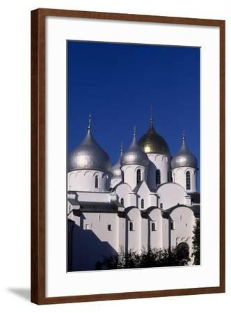 Cupolas of St Sophia Cathedral, 1045-1050--Framed Photographic Print