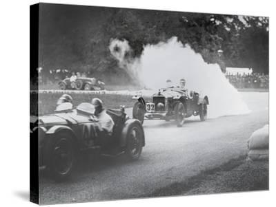 The Irish Grand Prix, Phoenix Park, Dublin, 19th July 1930--Stretched Canvas Print