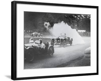 The Irish Grand Prix, Phoenix Park, Dublin, 19th July 1930--Framed Photographic Print