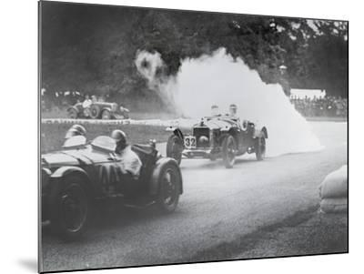 The Irish Grand Prix, Phoenix Park, Dublin, 19th July 1930--Mounted Photographic Print