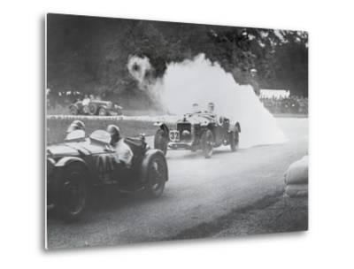 The Irish Grand Prix, Phoenix Park, Dublin, 19th July 1930--Metal Print