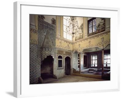 Sultan's Mother's Dining Room, Topkapi Palace, Historic Areas of Istanbul--Framed Photographic Print