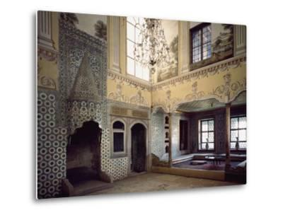 Sultan's Mother's Dining Room, Topkapi Palace, Historic Areas of Istanbul--Metal Print