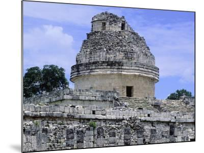 The Astronomical Observatory known as Caracol, Chichen Itza--Mounted Photographic Print