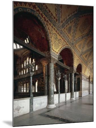 Forum of Emperors, Hagia Sophia, Historic Areas of Istanbul--Mounted Photographic Print