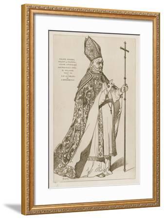 Philippe Rovenius-Bartholomeus Breenbergh-Framed Giclee Print