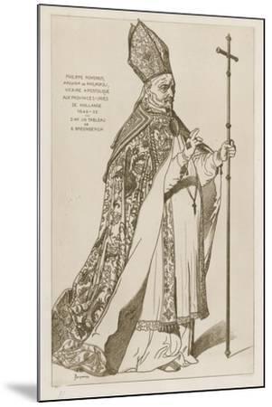 Philippe Rovenius-Bartholomeus Breenbergh-Mounted Giclee Print