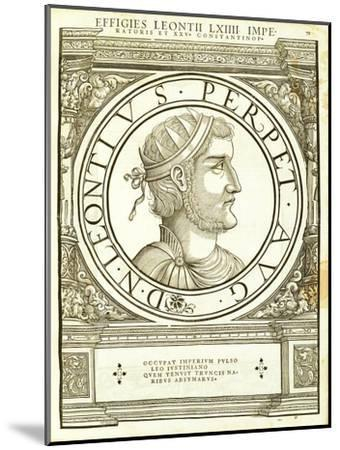 Leonitus-Hans Rudolf Manuel Deutsch-Mounted Premium Giclee Print