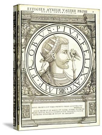 Probus-Hans Rudolf Manuel Deutsch-Stretched Canvas Print
