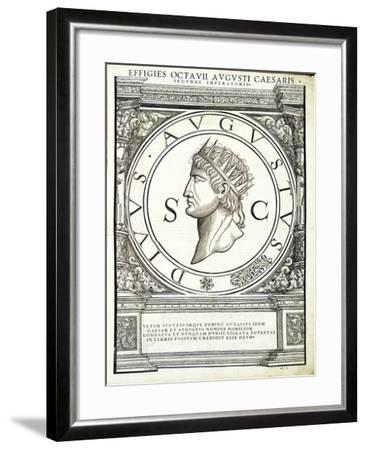 Octavianus Caesar-Hans Rudolf Manuel Deutsch-Framed Giclee Print