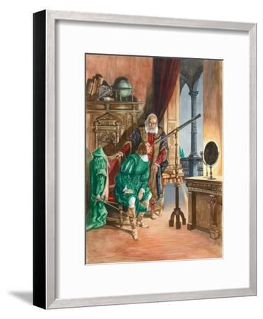 Galileo-Peter Jackson-Framed Giclee Print