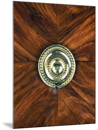 Louis XVI Style Oak and Spruce Commode Inlaid with Amaranth and Madagascar Rosewood--Mounted Giclee Print