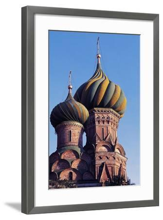 View of Cathedral of Protection of Most Holy Theotokos on Moat--Framed Giclee Print