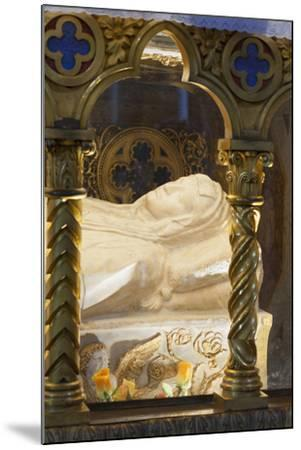 Sarcophagus of Saint Catherine of Siena--Mounted Photographic Print