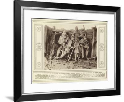 British Ascendancy in the Matter of Military Clothing--Framed Photographic Print