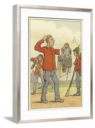 """If I Know How, or Which Way, to Order These Affairs…""""--Framed Giclee Print"""