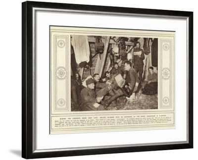 Making the Cheerful Noise They Love--Framed Photographic Print