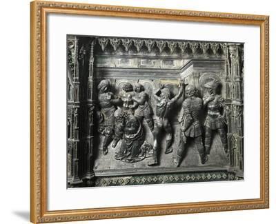 Beheading of John Baptist--Framed Giclee Print