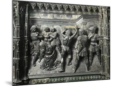 Beheading of John Baptist--Mounted Giclee Print