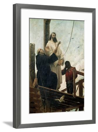 Martyrdom of Tiradentes--Framed Giclee Print