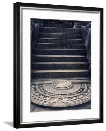 Staircase--Framed Photographic Print