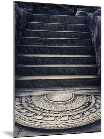 Staircase--Mounted Photographic Print