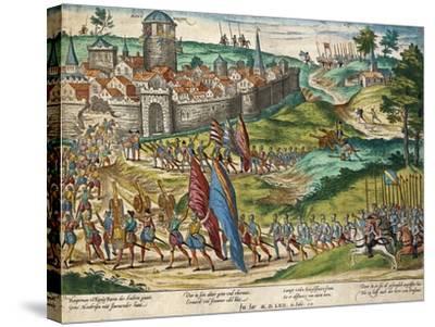 Francois De Beaumont--Stretched Canvas Print