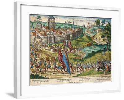 Francois De Beaumont--Framed Giclee Print
