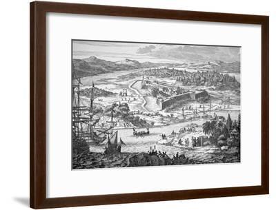 Arx Carolina--Framed Giclee Print