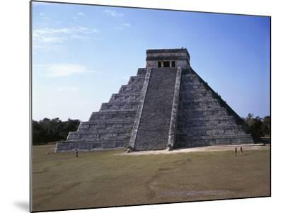 Mexico--Mounted Giclee Print