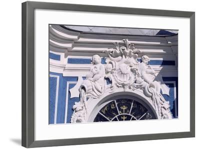 Russia--Framed Giclee Print