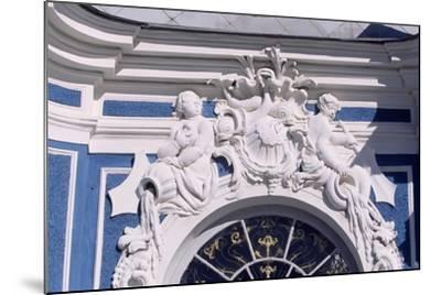 Russia--Mounted Giclee Print
