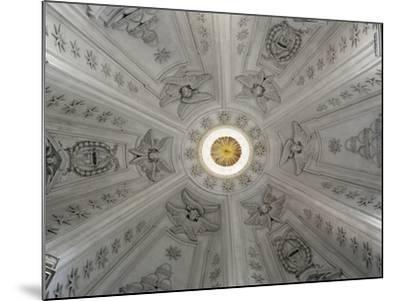 Detail of Interior of Dome of Church of St Yves at La Sapienza--Mounted Giclee Print