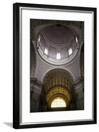 Dome and Ceiling of Santa Maria Assunta Church, Carignano, Genoa--Framed Giclee Print