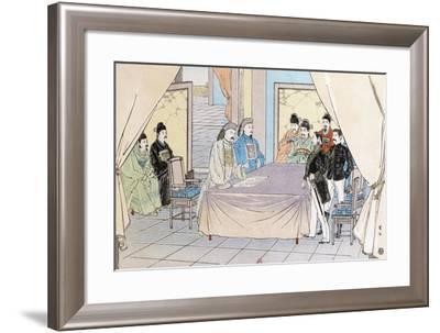 O-Tori--Framed Giclee Print