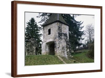 Porte De France--Framed Giclee Print