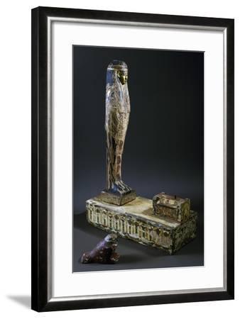 God Ptah-Sokar-Osiris--Framed Giclee Print