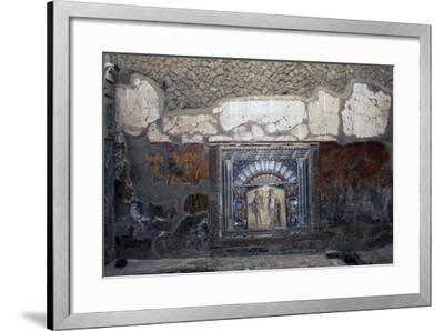 Neptune and Amphitrite--Framed Giclee Print