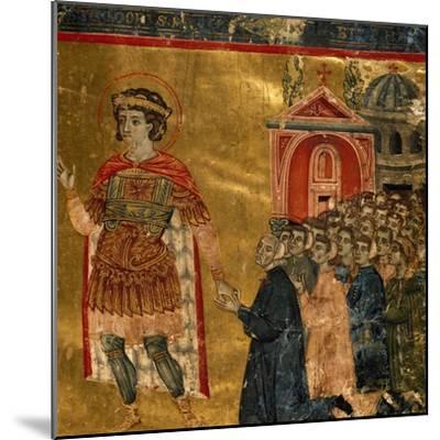 Homage to San Teodoro--Mounted Giclee Print